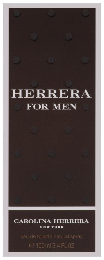 Carolina Herrera Herrera for Men Eau De Toilette