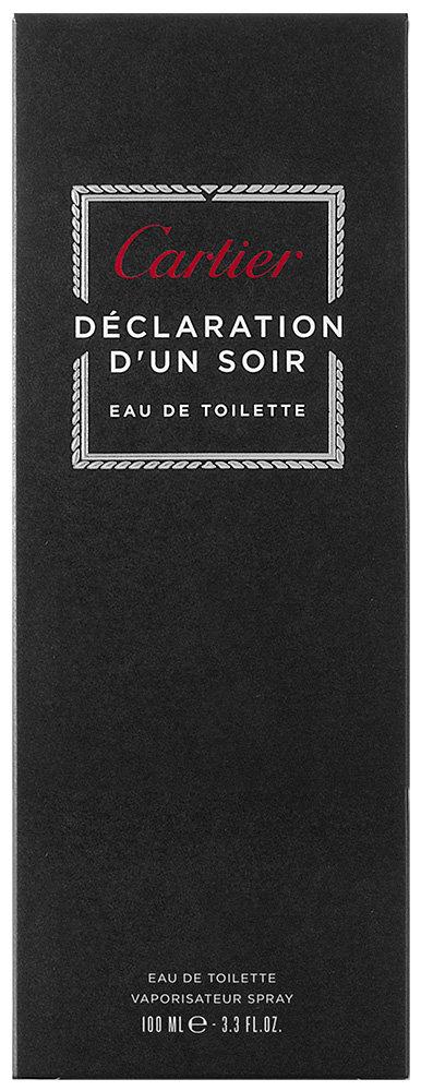 Cartier Declaration d`Un Soir Eau de Toilette