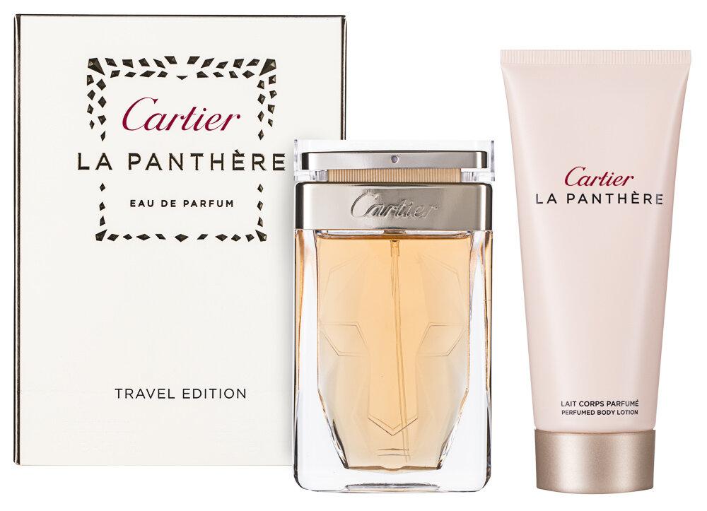 Cartier La Panthere EDP Geschenkset