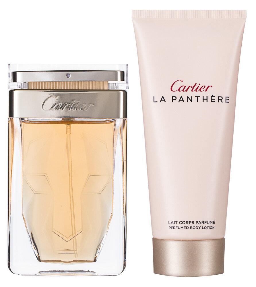 Cartier La Panthere Geschenkset