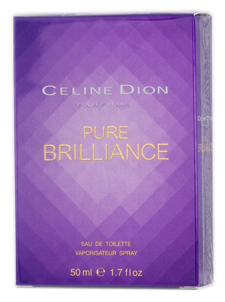 Celine Dion Pure Brilliance Eau de Toilette