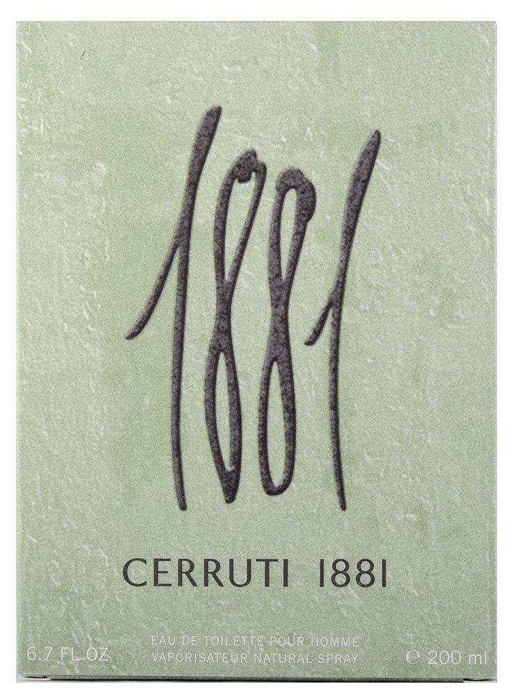 Cerruti 1881 Eau De Toilette