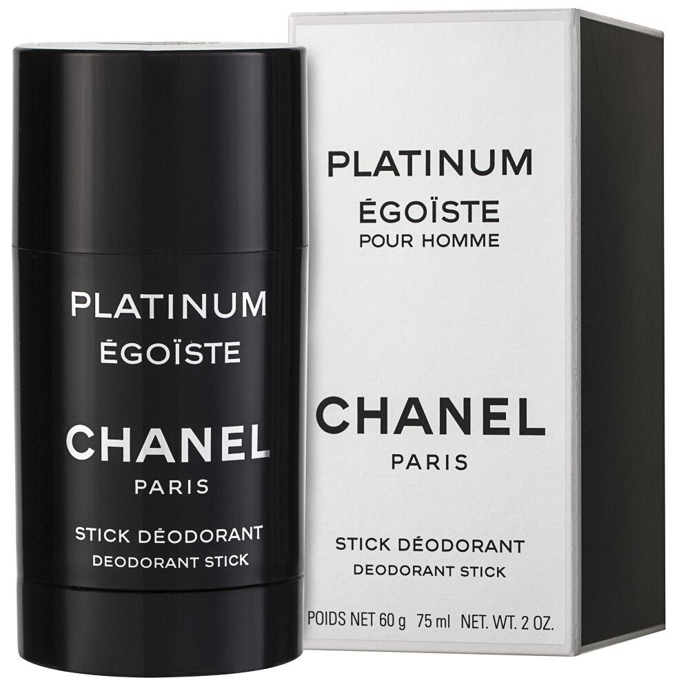 Chanel Platinum Égoiste Deodorant Stick