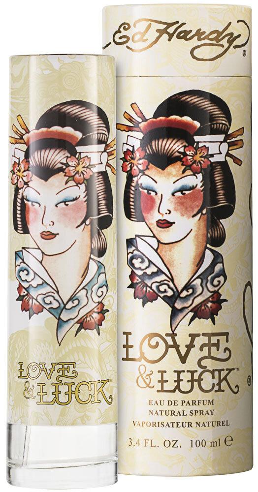 Christian Audigier Ed Hardy Love & Luck Woman Eau De Parfum