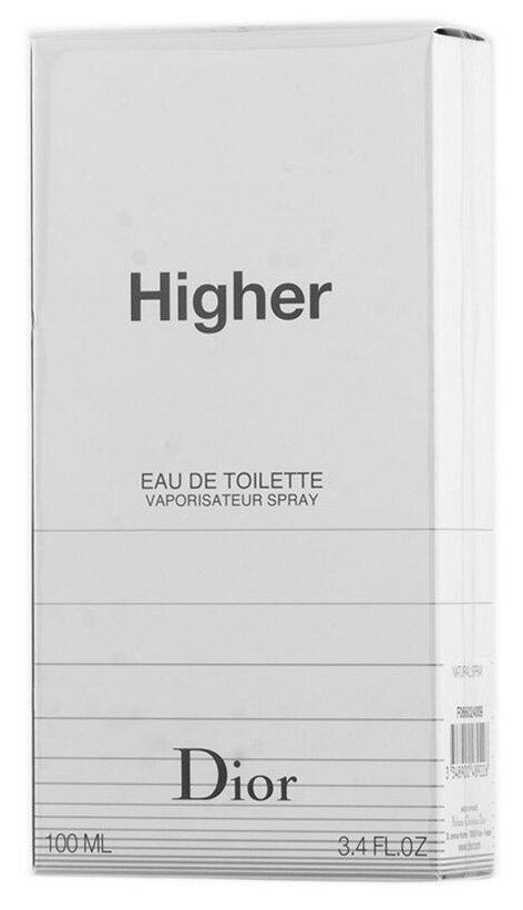 Christian Dior Higher Eau de Toilette