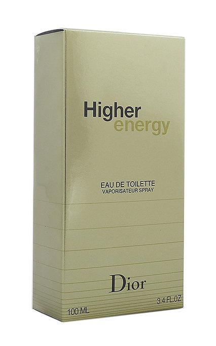 Christian Dior Higher Energy Eau de Toilette