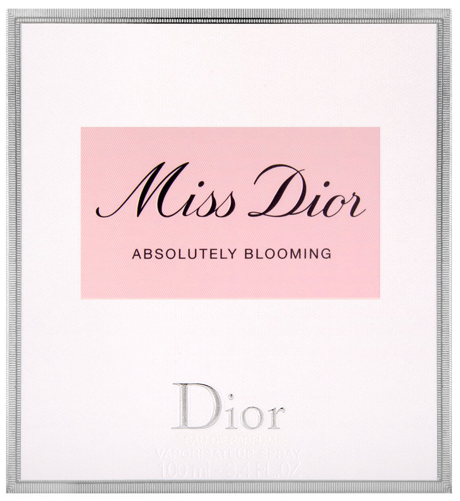 Christian Dior Miss Dior Absolutely Blooming Eau De Parfum