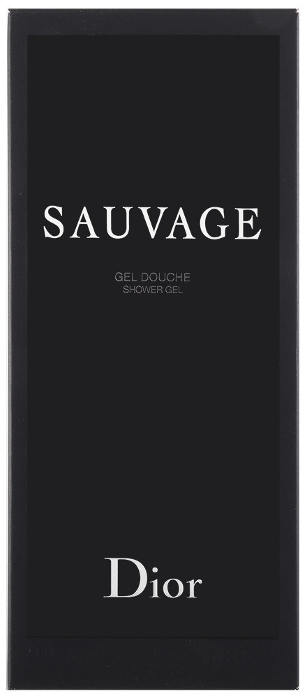 Christian Dior Sauvage Duschgel