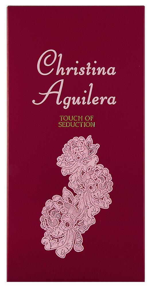 Christina Aguilera Touch of Seduction Eau de Parfum