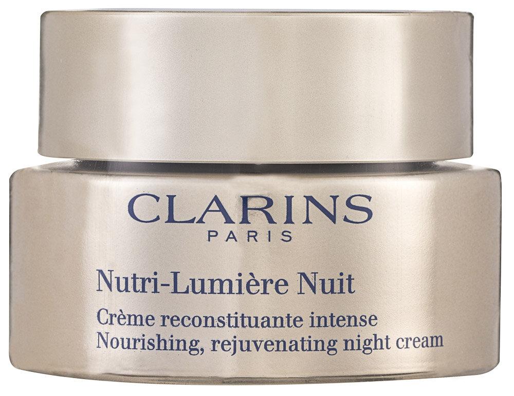 Clarins Nutri-Lumière Rejuvenating Night Cream