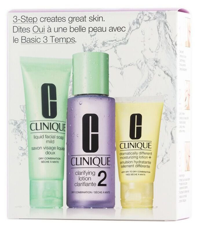 Clinique 3 Step Intro Kit Skin Type 2
