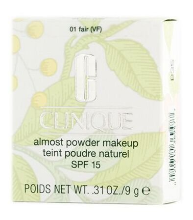 Clinique Almost Powder Make-Up SPF 15