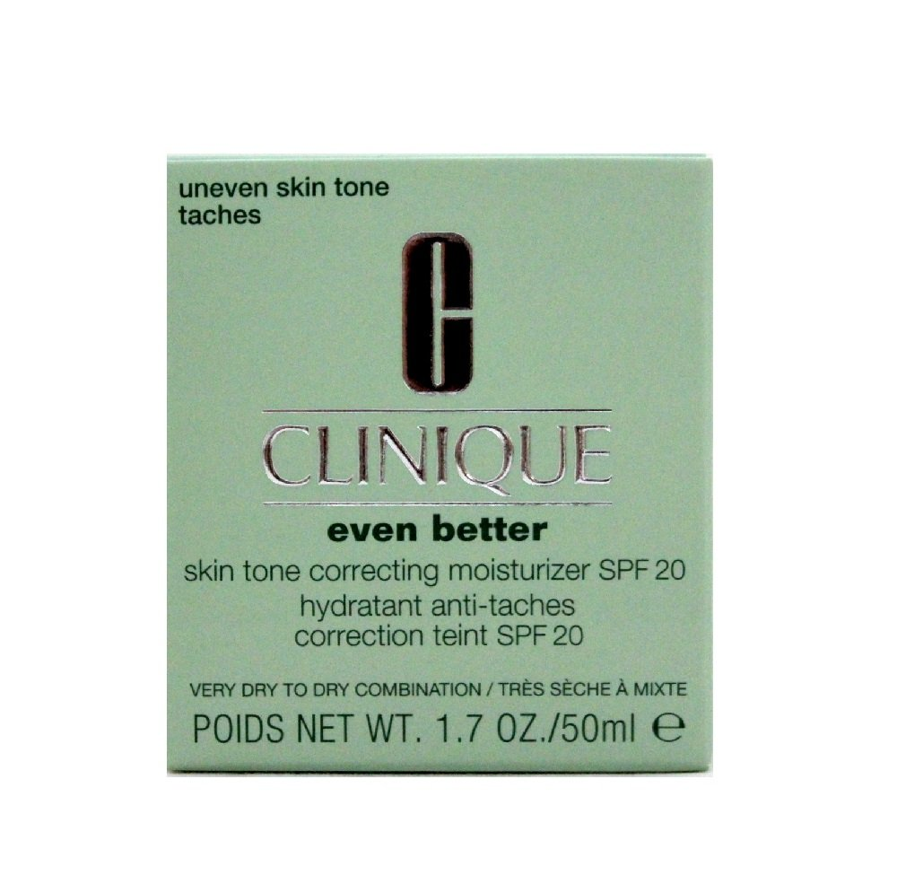 Clinique Even Better Skin Tone Correcting Moisturizer SPF 20