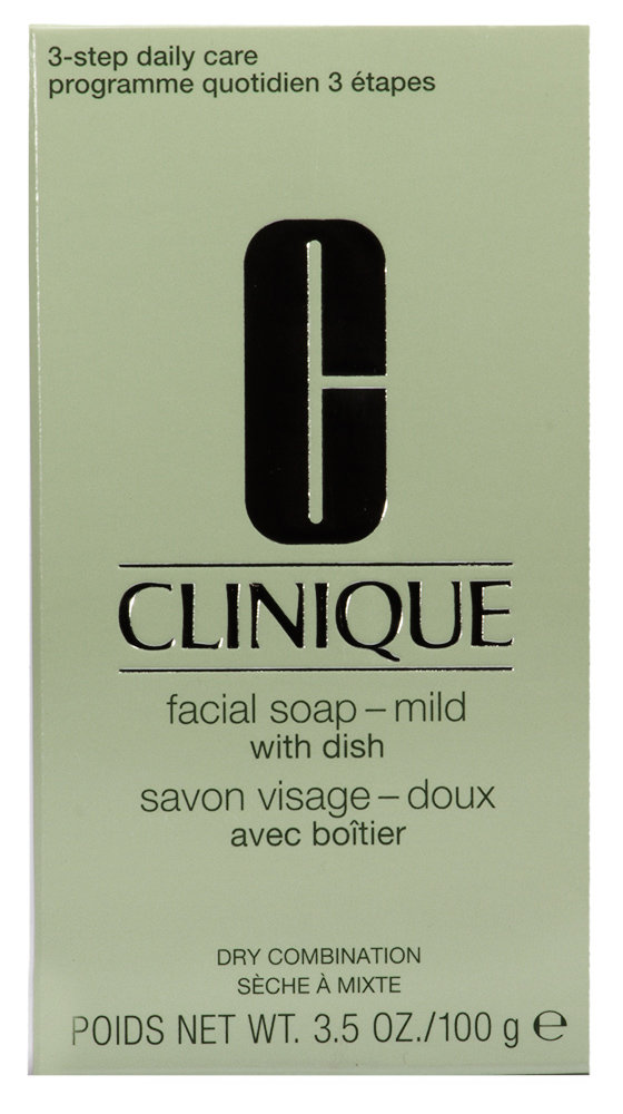 Clinique Facial Soap Mild With Dish
