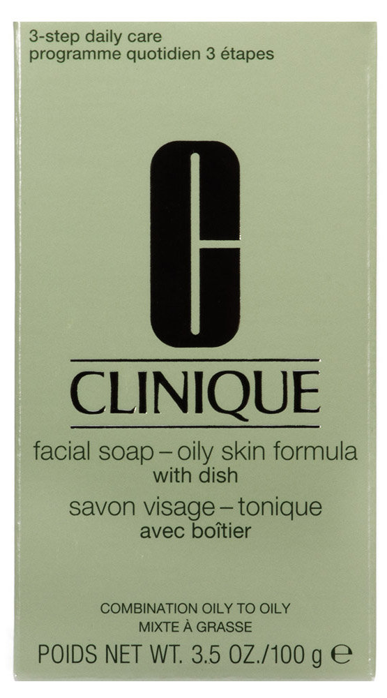 Clinique Facial Soap Oily Skin Formula