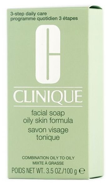 Clinique Facial Soap Oily Skin Refill Formula