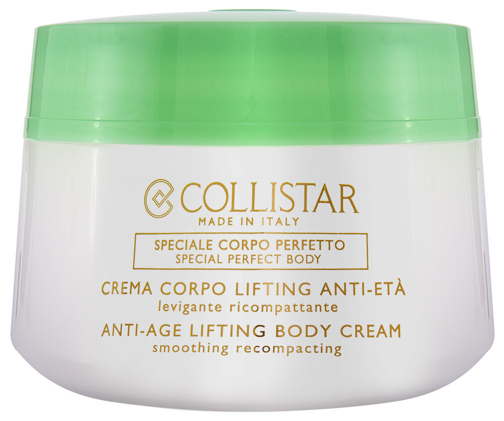 Collistar Special Perfect Body Anti-Age Lifting Körpercreme