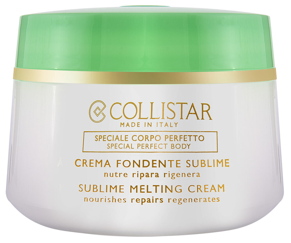 Collistar Special Perfect Body Sublime Melting Körpercreme