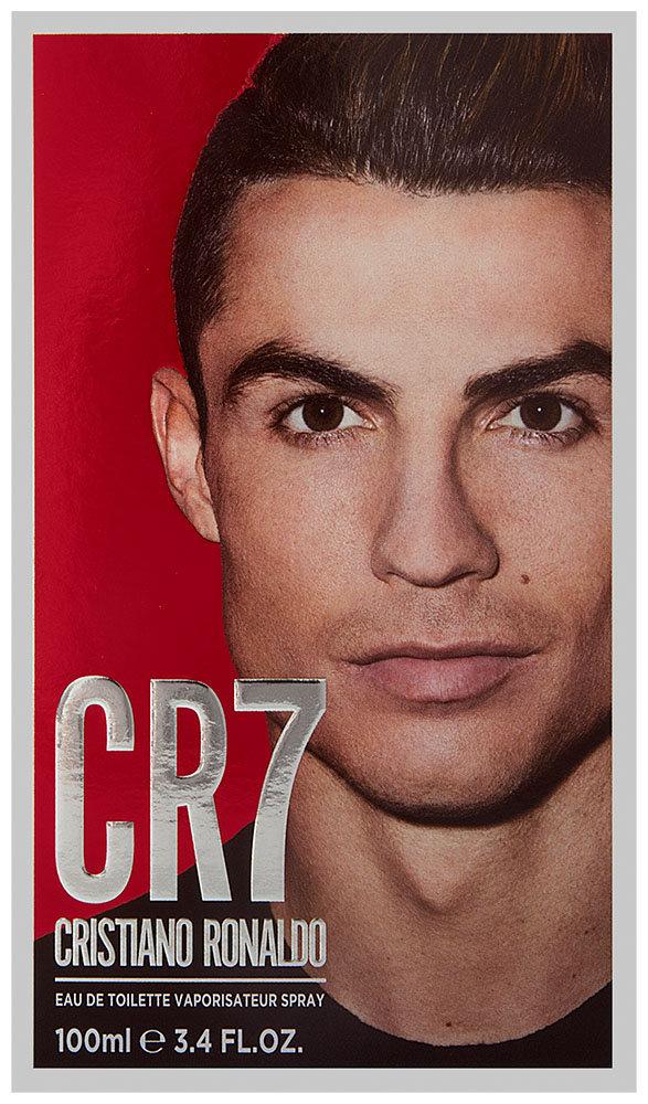 Cristiano Ronaldo CR7 Eau de Toilette