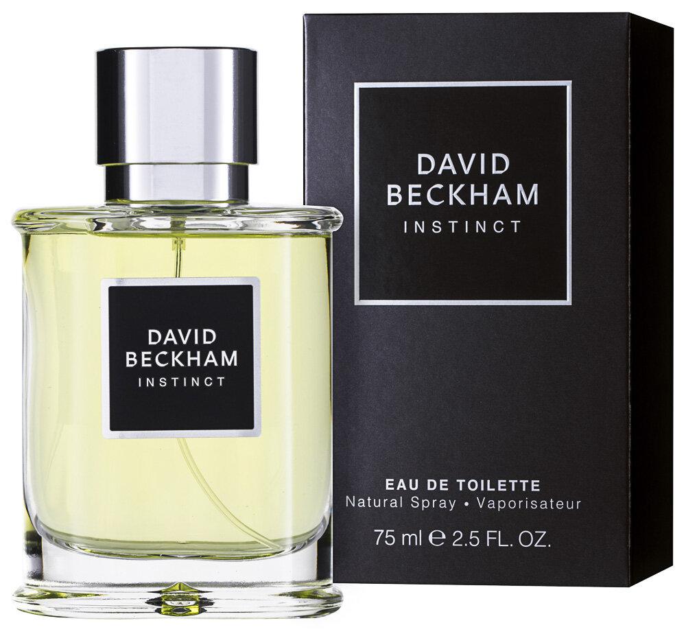 David Beckham Instinct Eau De Toilette