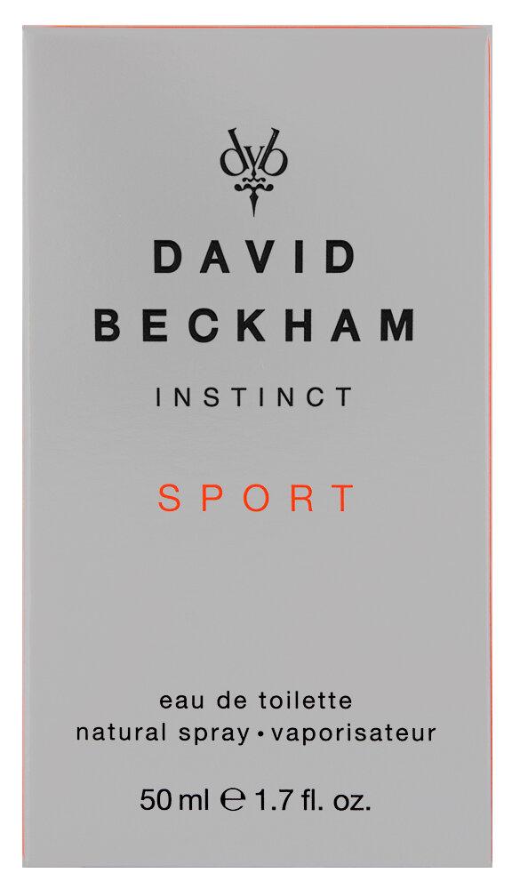 David Beckham Instinct Sport Eau de Toilette