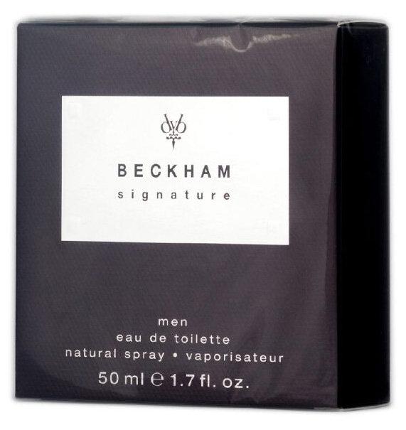 David Beckham Signature Eau de Toilette