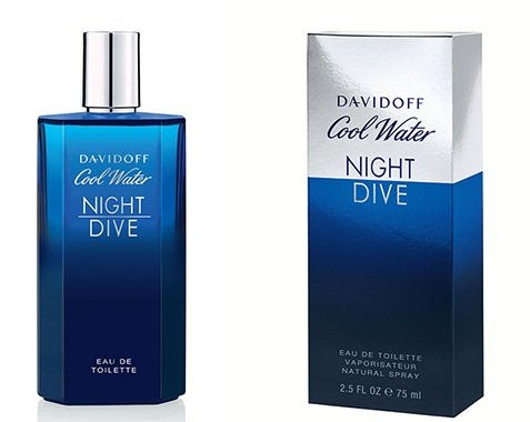 Davidoff cool water night dive eau de toilette online - Davidoff night dive ...