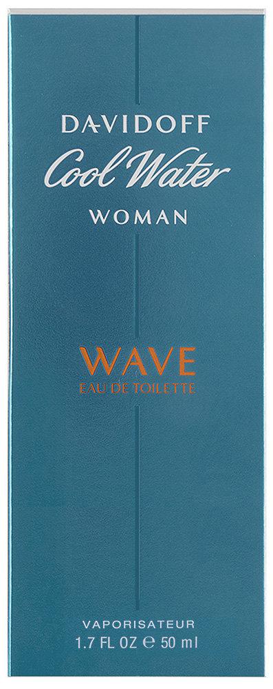 Davidoff Cool Water Wave Woman Eau de Toilette