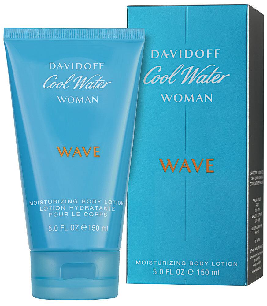 Davidoff Cool Water Wave Woman Körperlotion