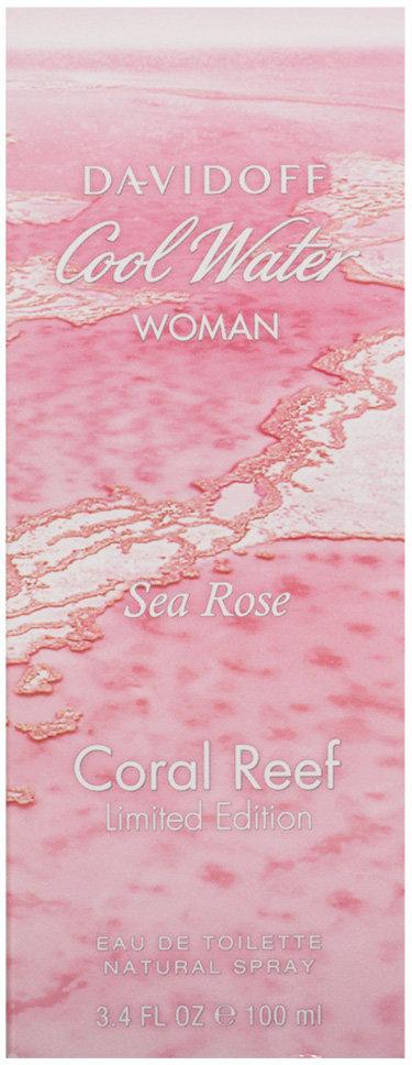 Davidoff Cool Water Woman Coral Reef Edition Eau de Toilette