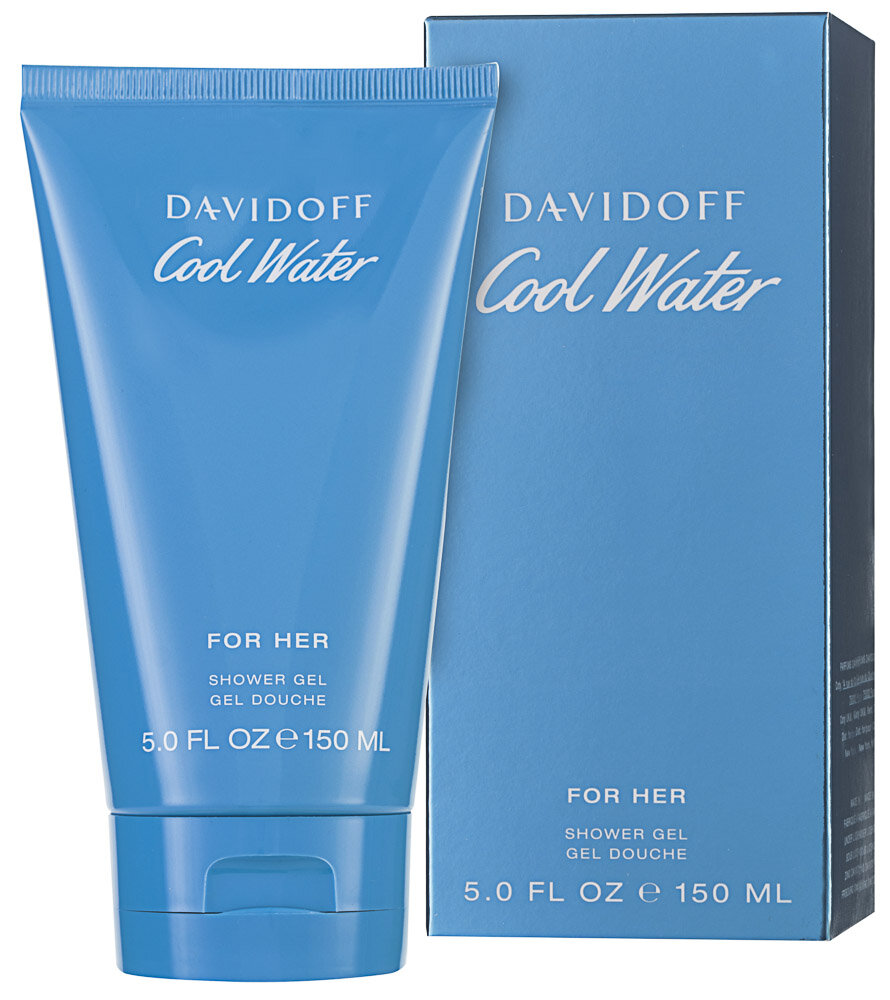 Davidoff Cool Water Woman Duschgel