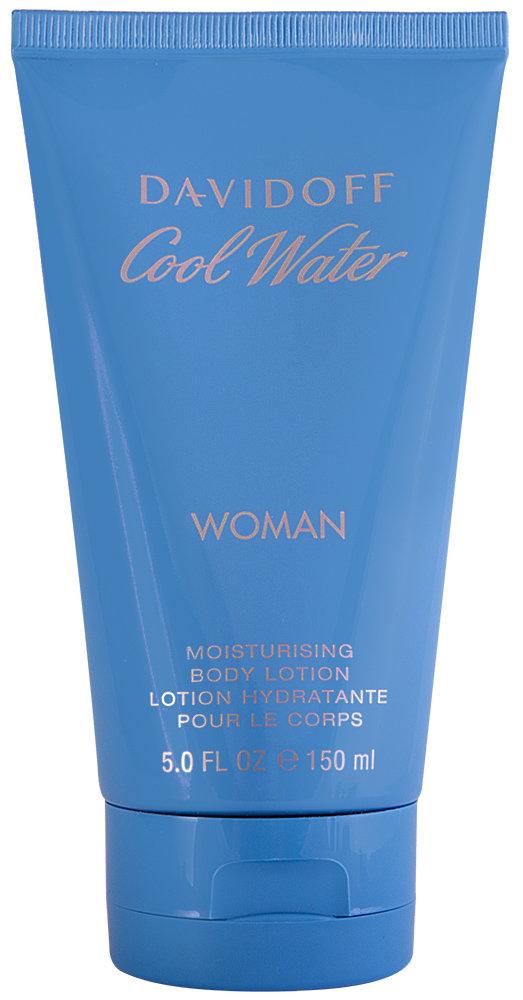 Davidoff Cool Water Woman Körperlotion