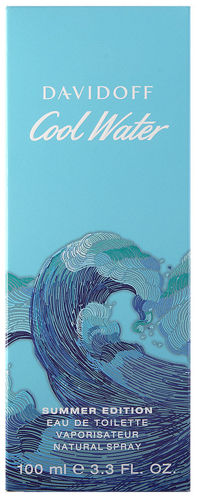 Davidoff Cool Water Woman Summer Edition 2019 Eau de Toilette
