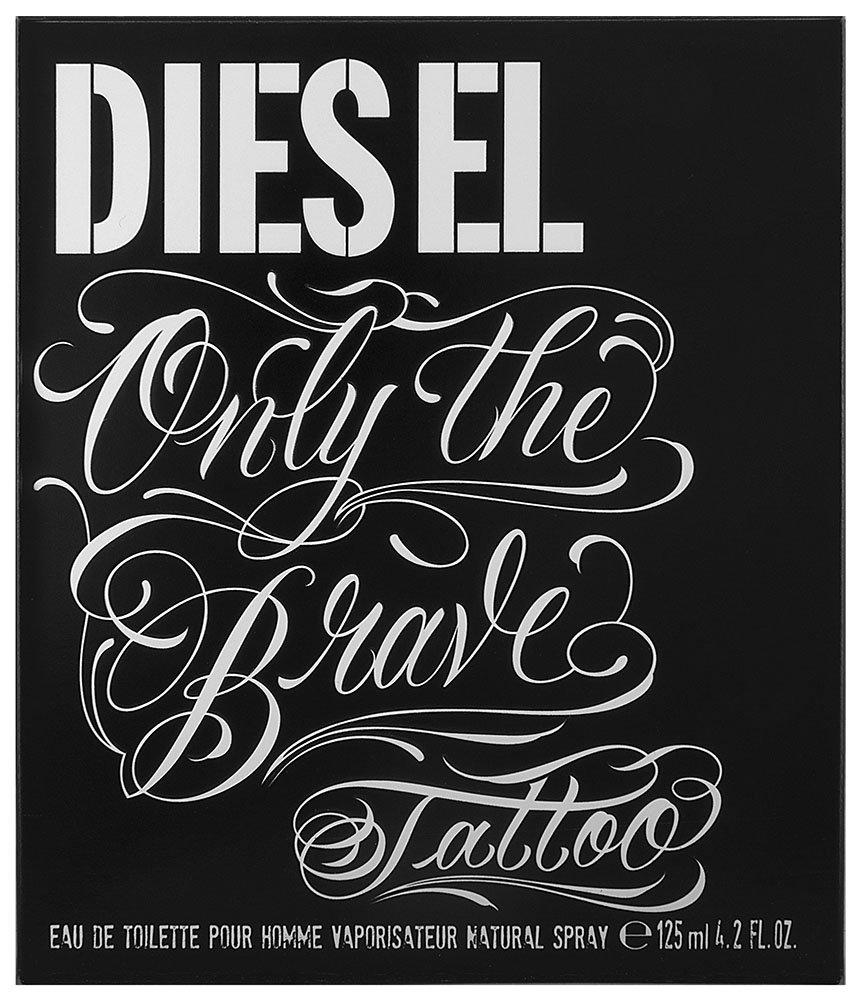 Diesel Only The Brave Tattoo Eau de Toilette
