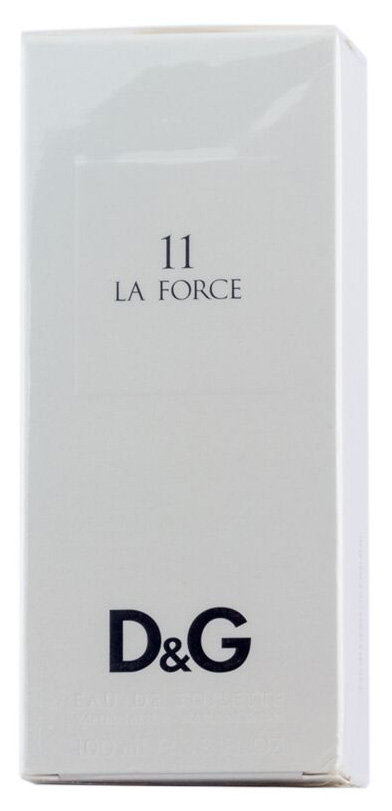 Dolce & Gabbana D&G Anthology La Force 11 Eau de Toilette