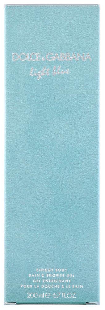 Dolce & Gabbana Light Blue Bath & Duschgel