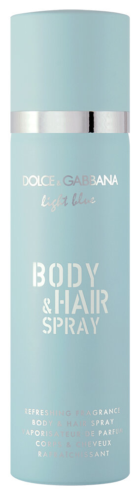 Dolce & Gabbana Light Blue Body & Hair Mist