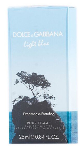 Dolce & Gabbana Light Blue Dreaming in Portofino Eau de Toilette