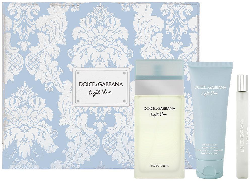 Dolce & Gabbana Light Blue Geschenkset