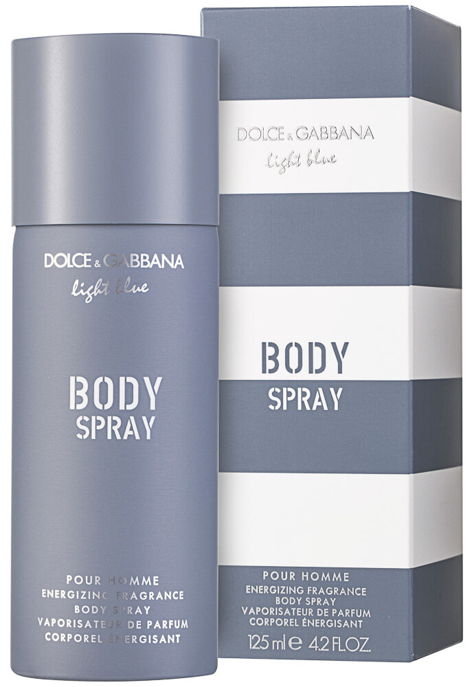 Dolce & Gabbana Light Blue Körperspray