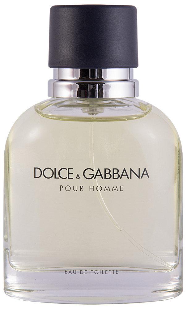Dolce & Gabbana Pour Homme 2012 Eau de Toilette