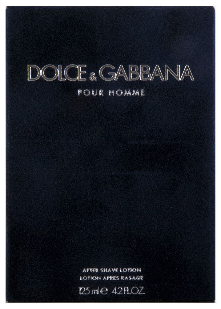 Dolce & Gabbana Pour Homme After Shave Lotion