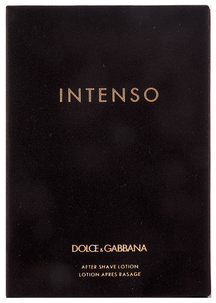 Dolce & Gabbana Pour Homme Intenso After Shave Lotion