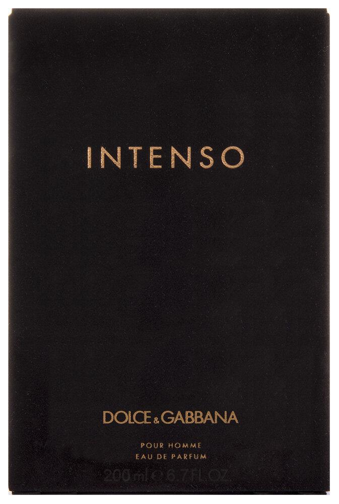 Dolce & Gabbana Pour Homme Intenso Eau de Parfum