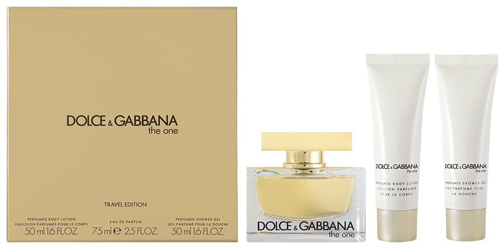 Dolce & Gabbana The One EDP Geschenkset