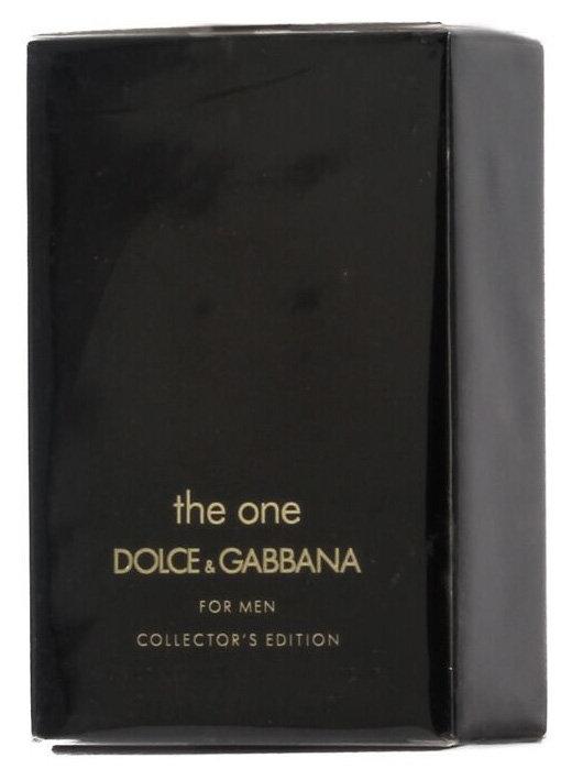 Dolce & Gabbana The One for Men Collector`s Edition Eau de Toilette