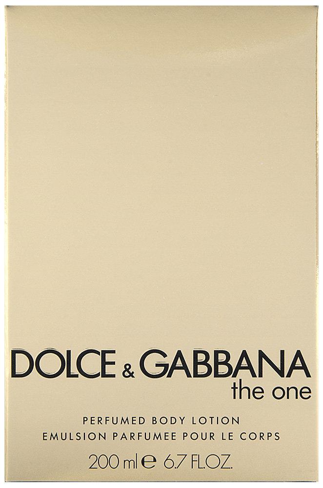 Dolce & Gabbana The One Körperlotion