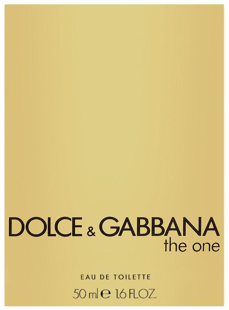 Dolce & Gabbana The One pour Femme Eau de Toilette