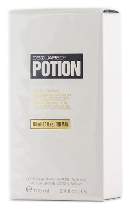 Dsquared 2 Potion Aftershave Lotion