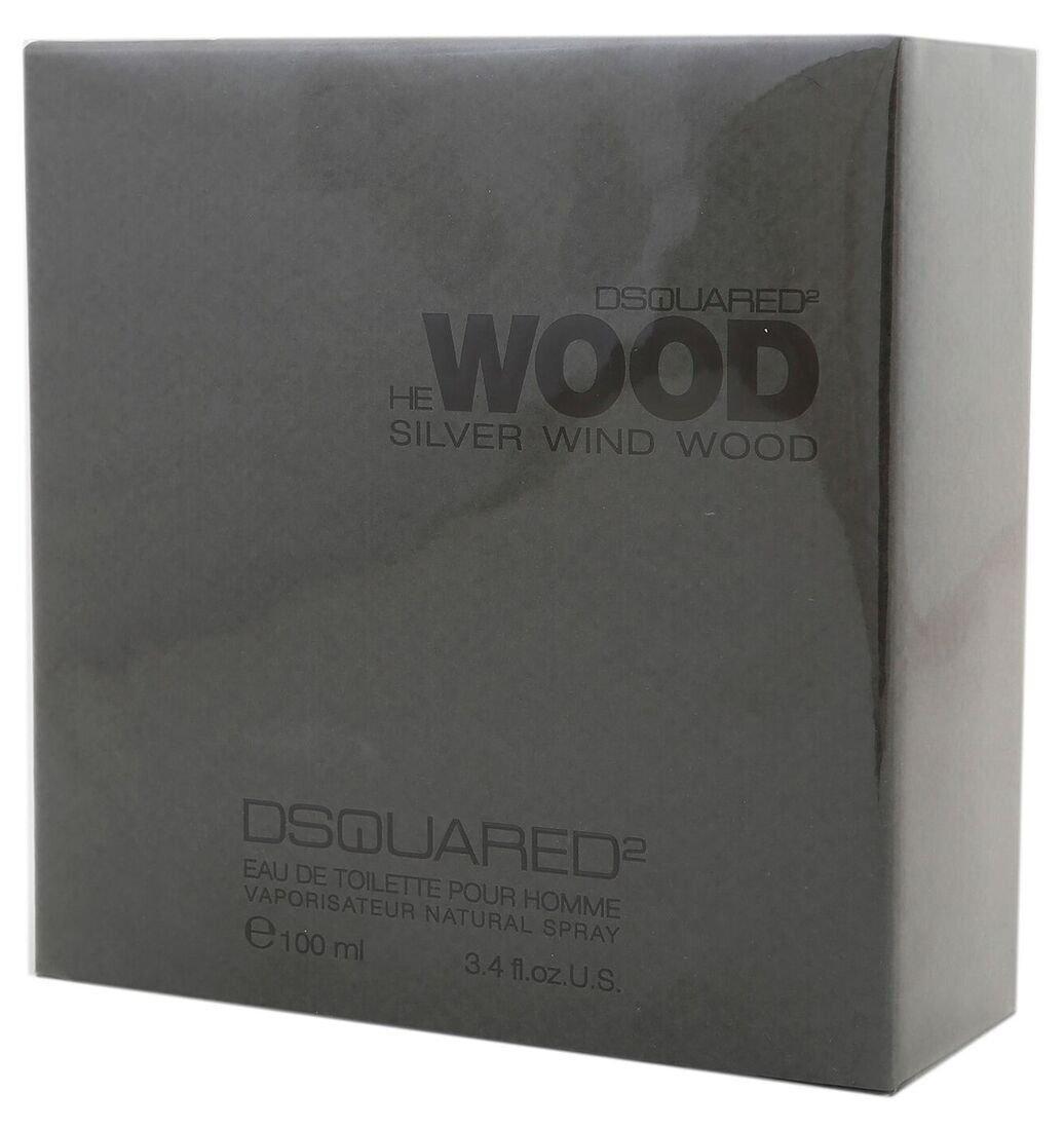 Dsquared He Wood Silver Wind Wood Eau de Toilette